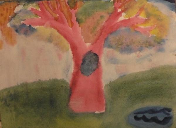 Festés a 4. osztályban